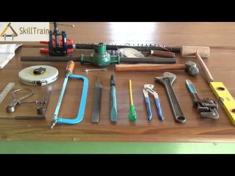 Introduction to Plumbing Tools (Part-1) (Hindi) (हिन्दी)