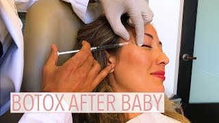 VLOG: Botox After Baby with Dr. Dhir! | Susan Yara