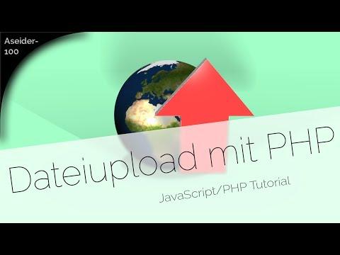 PHP File Upload (german)