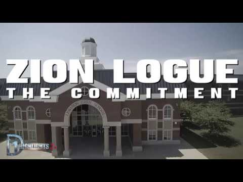 Zion Logue Commitment Video
