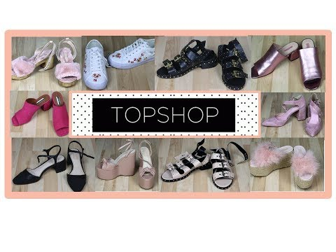 Topshop | Aktuelle Schuhe| Bärbel Schäfer