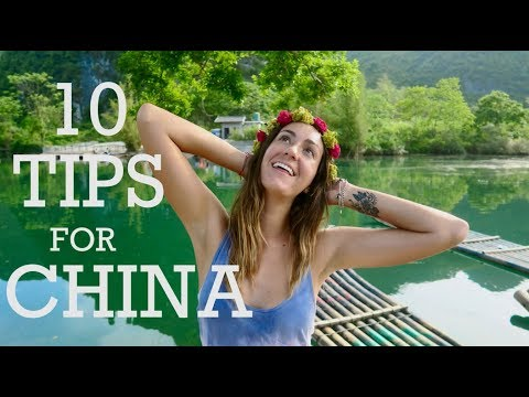 10 Tips for Traveling China