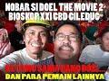 Lagu BATAL CERAI.!!! Film Si Doel The Movie 2 - Gue Ikutan Nobar di XXI CBD Ciledug