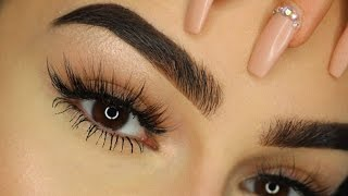 THICK Eyebrows Tutorial I Aylin Melisa