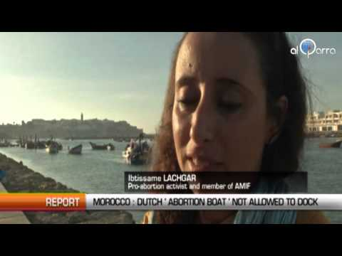 Morocco: 'Abortion Boat' Blocked
