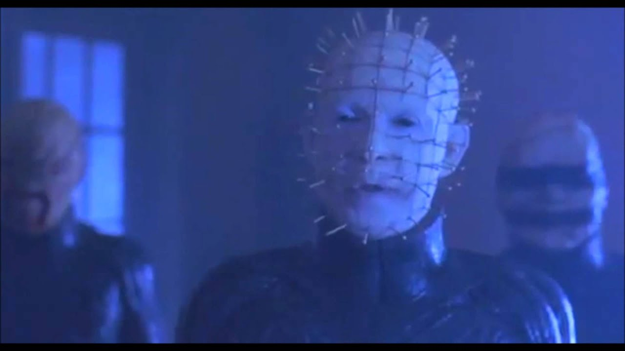 Hellraiser 8 Hellworld - YouTube