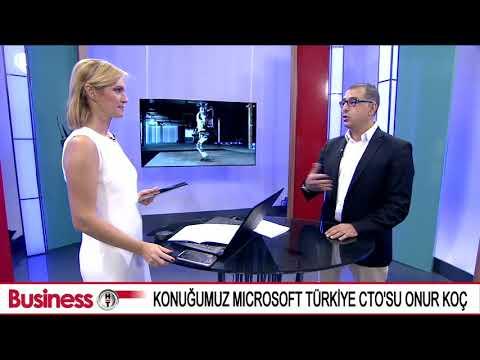 BusinessHT Live Teknoloji - Onur Koç - Türkiye'de Yapay Zeka
