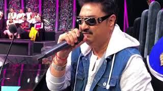 Kumar Sanu Singing Do Dil Mil Rahe Hain Live In Dil Hai Hindustani Season 2