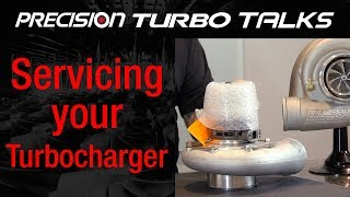 Sending Your Turbocharger in for Servicing or Repairs - Precision Turbo & Engine