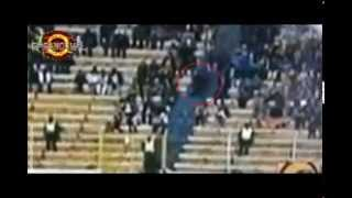 FOX SPORTS - FANTASMA DEL ESTADIO HERNANDO SILES THE STRONGEST VS DEFENSOR SPORTING 2014
