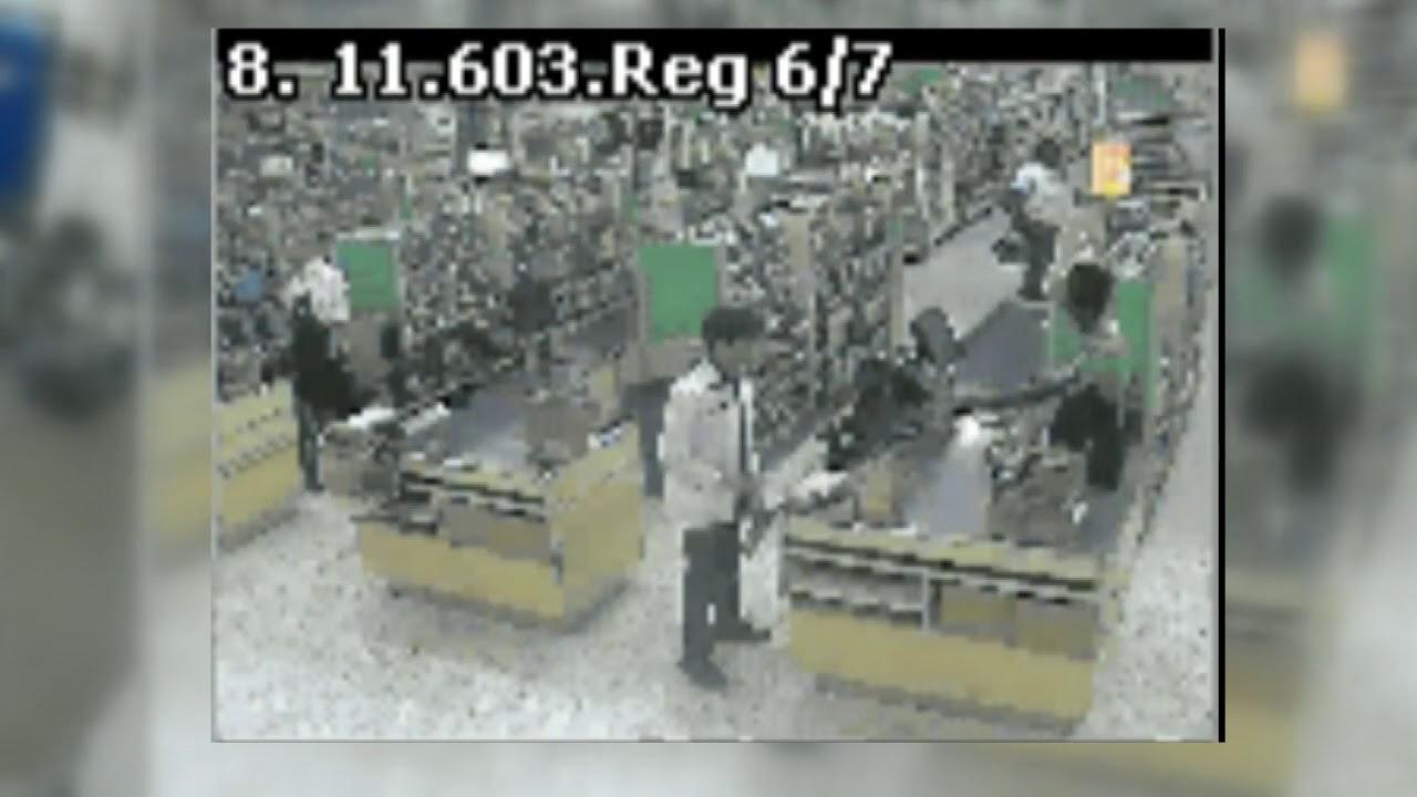 Surveillance video shows missing pharmacy tech leaving out of Publix