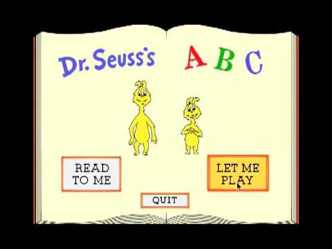 Dr Seusss ABC YouTube