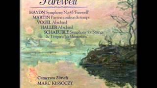 Martin - Pavane Couleur Du Temps