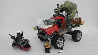 LEGO BATMAN MOVIE Reptil todo terreno de Killer Croc
