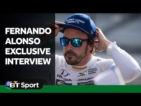 Exclusive interview: Fernando Alonso targeting Indy500 glory