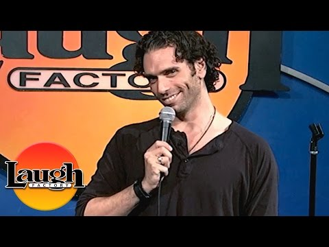 Ben Morrison - Zimbabwe Accent (Stand Up Comedy)