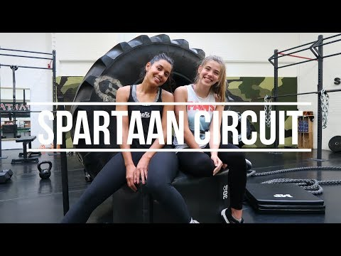 Spartaan Circuit - Rotterdam