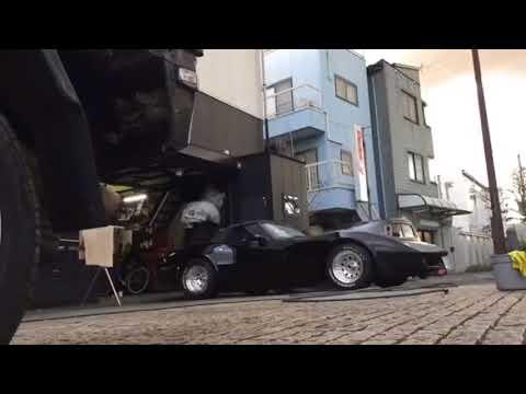 MARCELO YOKOHAMA コルベット専門店 V8