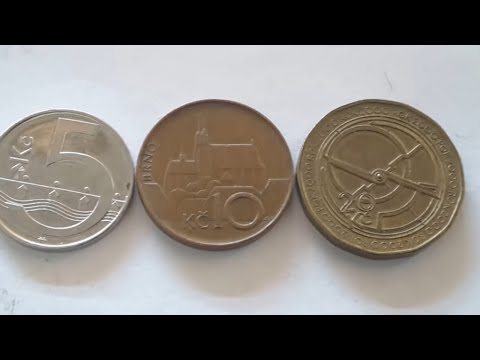 Czech Republic coins