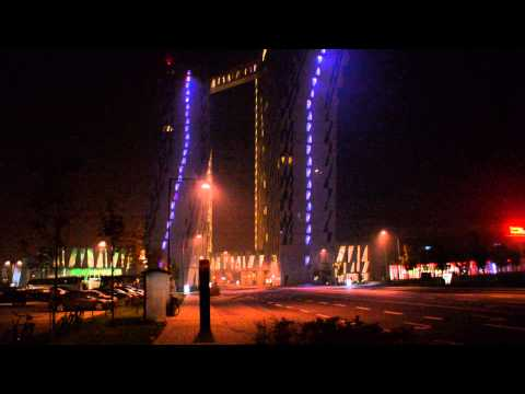 Bella Sky Hotel Copenhagen 3 Am At Night!! Arif Herekar
