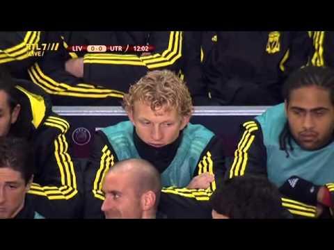 Hele wedstrijd! Liverpool   Fc Utrecht