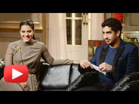 Kajol Devgan And Ayan Mukherjee - Up Next On Koffee With Karan Season 4