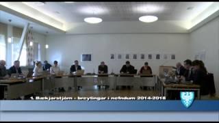 Fundur Bæjarstjórnar 15.mars 2016
