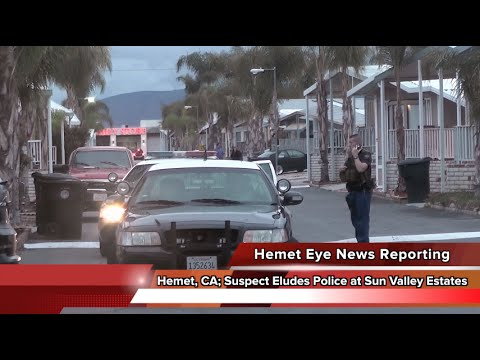 Hemet, CA; Problems in Sun Valley Estates RV Park