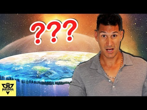 The Earth Is Flat!!! - Is John CRAZY? thumbnail