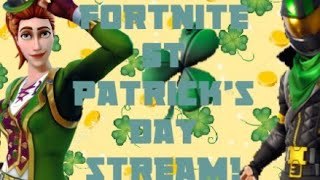 Fortnite live Getaway LTM, Sgt.Green Clover is back, St Patrick's day