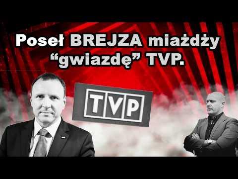 Krzysztof Brejza miażdży dziennikarza TVP!