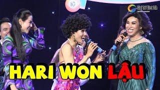 """Lô tô show: Lộ Lộ """"sững sờ"""" khi Hari Won lậu bất ngờ xuất hiện tại Sài Gòn Tân Thời"""
