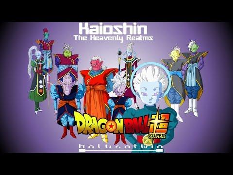 DBS: Kaioshin (The Heavenly Realms) - HalusaTwin