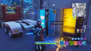 Fortnite with ice queen skin *New*