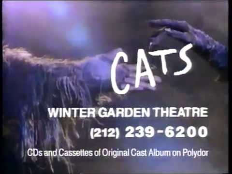 1980s CATS Commercial - No Music