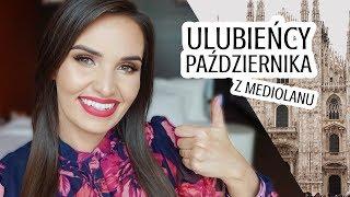 ULUBIEŃCY PAŹDZIERNIKA 2018 | Dużo polskich kosmetyków