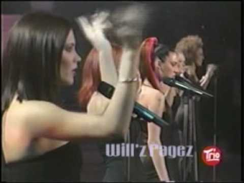 Spice Girls - Too Much (Live At Smash Hits Poll Winner's Party)