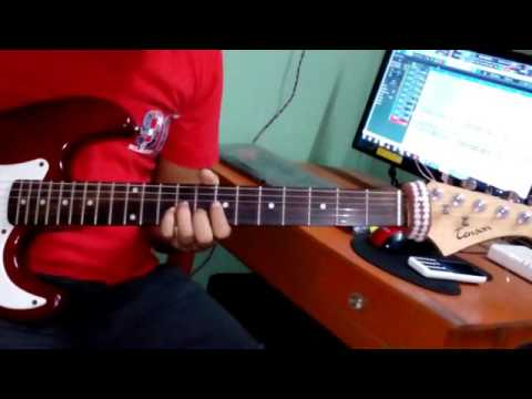 Amaro Porano Jaha Chay   Instrumental   Guitar Cover