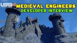 Medieval Engineers - Developer Interview