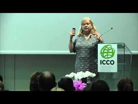 Visual Thinking in PR- ICCO Global Summit Milan 2015