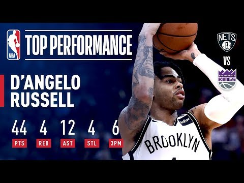 Three Things to Know: D'Angelo Russell's 27 in fourth sparks Nets 25-point comeback win