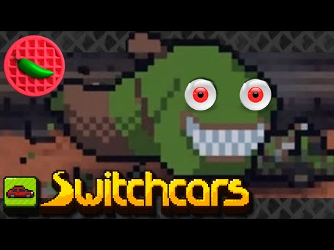 SUDDEN TIME WHALE RE-APPEARANCE! -- Let's Play Switchcars (Steam Early Access Roguelike)