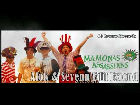 Mamonas Assassinas - Pelados Em Santos (Alok & Sevenn Edit Extend)
