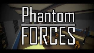 Jogando Roblox Phantom forces com fãs! #003 do EP