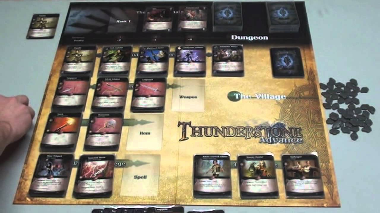 a good day to die how to play thunderstone advance towers of ruin