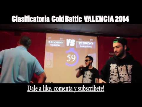 Zurdo VS Salcedo 16avos GOLD BATTLE VALENCIA 20