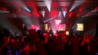 deadmau5   Avaritia Live on the Honda Stage in NYC