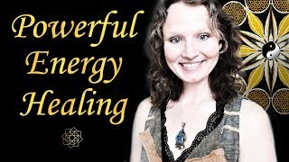 Balance Yin Yang, POWERFUL Energy Healing | Abbey Normal's Wisdom Quest