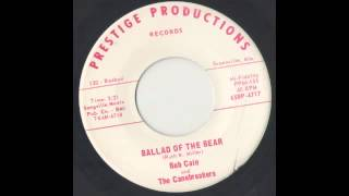 Bob Cain & the Canebreakers Ballad of the Bear Alabama Football 45