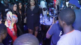 Ushbebe Performs At Quilox season 7 The Reopening Party